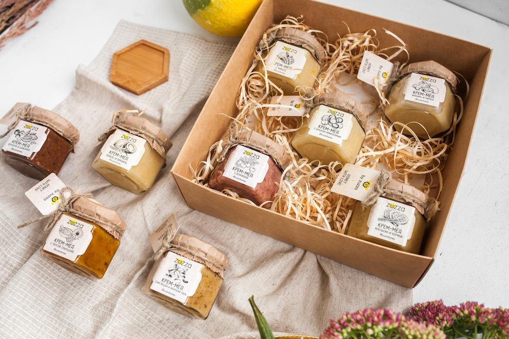 Как выбрать крем-мёд?
