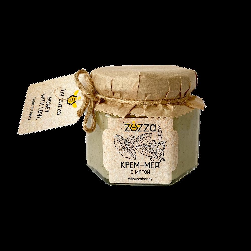 Крем-мёд с мятой