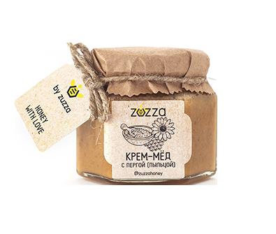 Крем-мёд перга